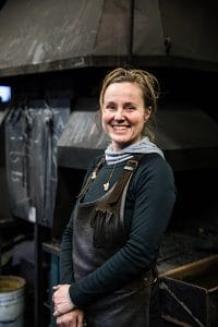 Experience Daughter of a blacksmith hosted by Annelied