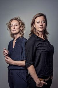 Atelier NL portrait lonny and nadine