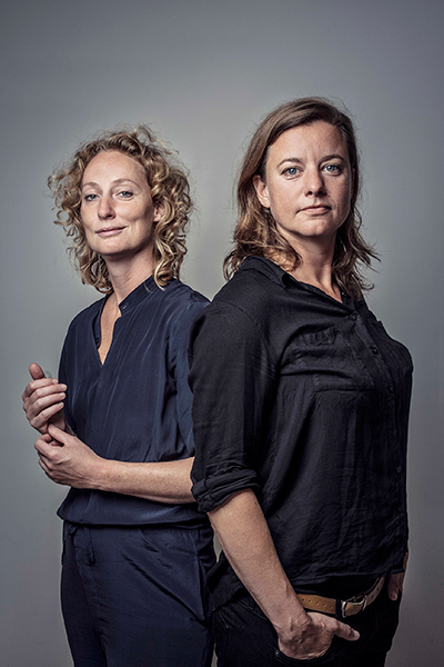 Atelier NL portrait lonny and nadine