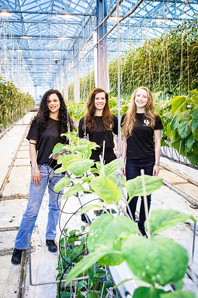 Urban Farmers hosts