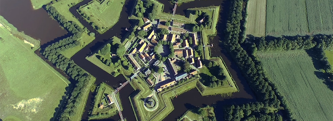 Vesting Bourtange, The Netherlands