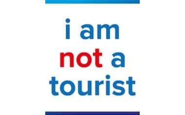 I am not a tourist Fair 2019