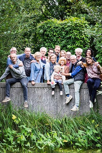 Inhabitants of the Spijkerkwartier