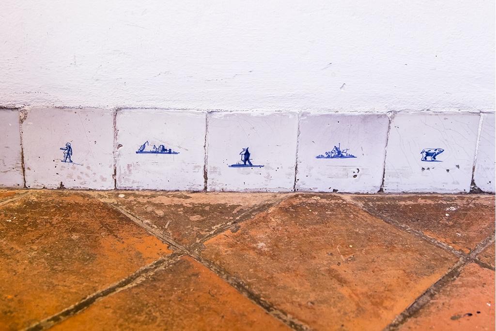Delft Blue Tiles